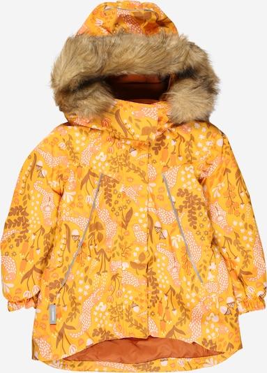 Reima Zimska jakna 'Muhvi' u miks boja / narančasta, Pregled proizvoda