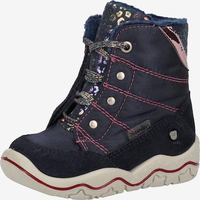 Pepino Stiefel in nachtblau, Produktansicht
