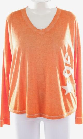 Grace Shirt langarm in L in orangerot, Produktansicht