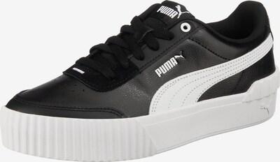 PUMA Sneaker 'Carina' in schwarz / weiß, Produktansicht