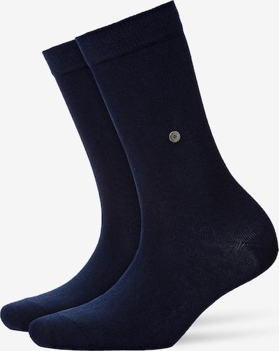 BURLINGTON Chaussettes en bleu foncé, Vue avec produit