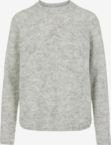 Y.A.S Pullover 'Alva' in Grau
