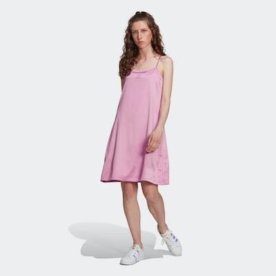 ADIDAS ORIGINALS Kleid in lila, Modelansicht