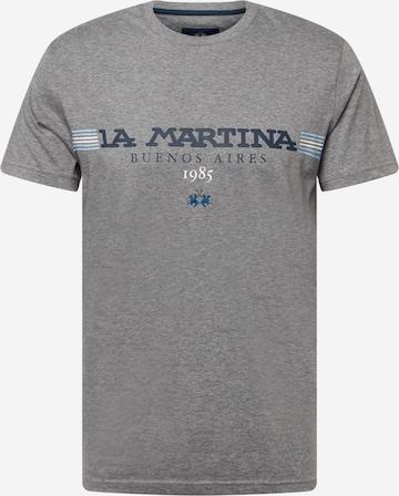 T-Shirt La Martina en gris