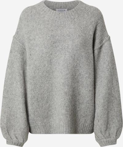 Laisvas megztinis 'Luisa' iš EDITED , spalva - pilka / margai pilka, Prekių apžvalga