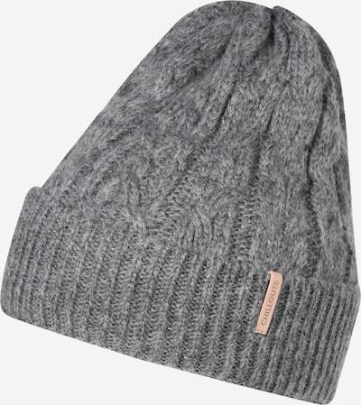 chillouts Mütze 'Rebecca' in grau, Produktansicht