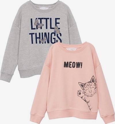 MANGO KIDS Sweatshirts in hellpink, Produktansicht