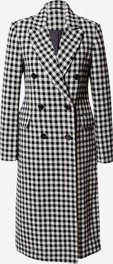 2NDDAY Manteau mi-saison en noir / blanc, Vue avec produit