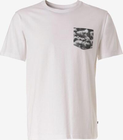 Lakeville Mountain T-Shirt 'Queba' in weiß, Produktansicht