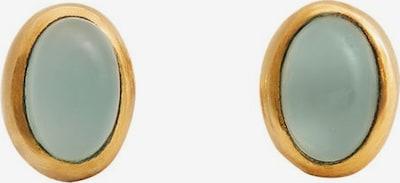 MANGO KIDS Ohrringe 'Diane 1' in opal / gold, Produktansicht