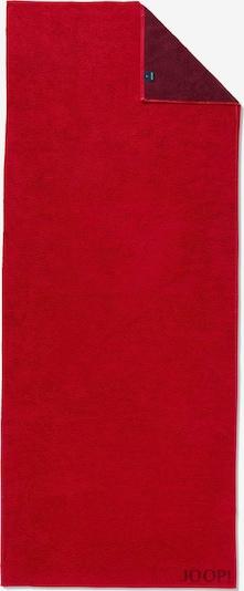 JOOP! Handtuch in rot, Produktansicht