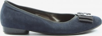 Luftpolster Flats & Loafers in 38 in Blue