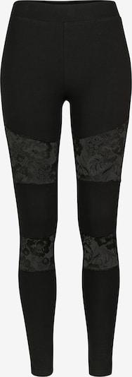 Urban Classics Leggings in de kleur Zwart, Productweergave