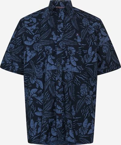 TOMMY HILFIGER Hemd in blau / nachtblau, Produktansicht