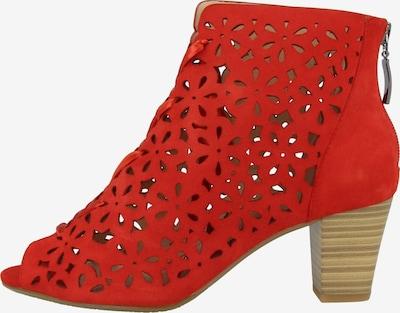GERRY WEBER Stiefelette in rot, Produktansicht