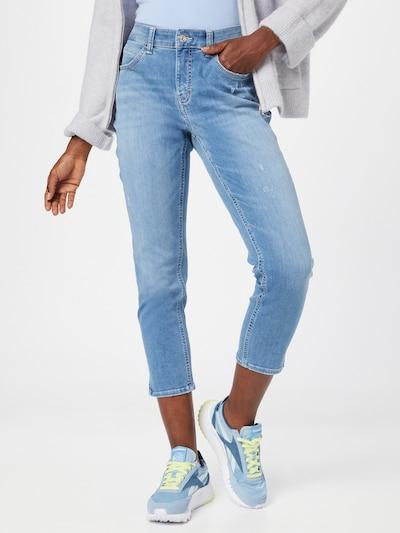 MAC Jeans 'MELANIE' in hellblau, Modelansicht
