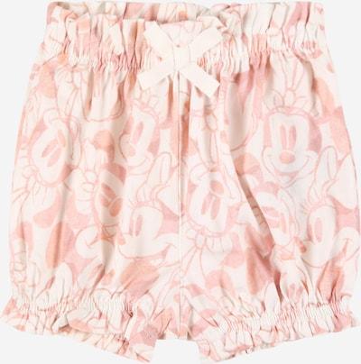 GAP Shorts 'DIS' in rosa / offwhite, Produktansicht