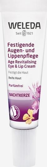 WELEDA Augen- und Lippenpflege 'Nachtkerze' in weiß, Produktansicht