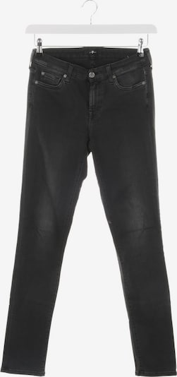7 for all mankind Jeans in 28 in anthrazit, Produktansicht