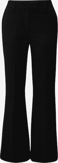 SELECTED FEMME Pantalon à plis 'Kris' en noir, Vue avec produit