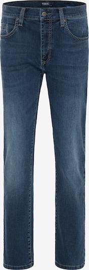 PIONEER Jeans 'RANDO' in black denim: Frontalansicht