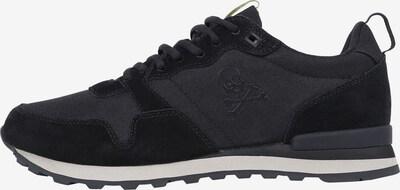Scalpers Zemie brīvā laika apavi, krāsa - melns, Preces skats