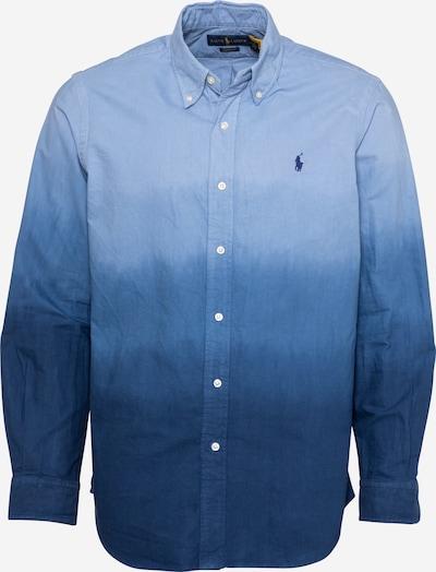 POLO RALPH LAUREN Риза в светлосиньо / тъмносиньо, Преглед на продукта