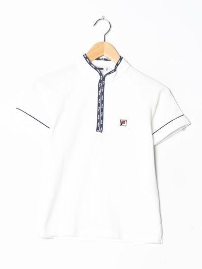 FILA Sport T-Shirt in S in weiß, Produktansicht