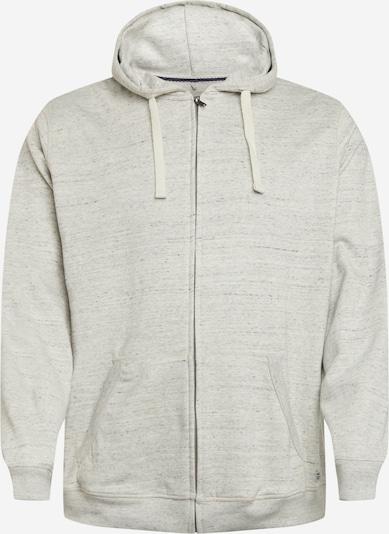 Blend Big Sweat jacket 'NORTH' in Light grey, Item view