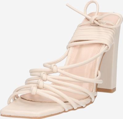 BEBO Sandale 'EMELINE' in nude, Produktansicht