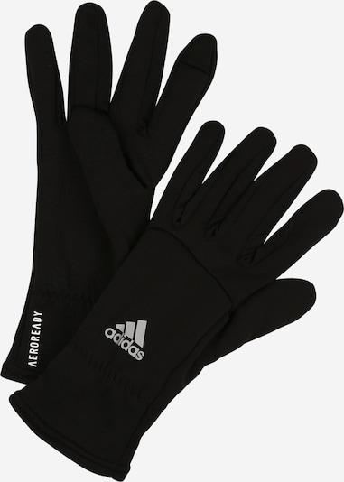 ADIDAS PERFORMANCE Sportske rukavice u crna / bijela, Pregled proizvoda