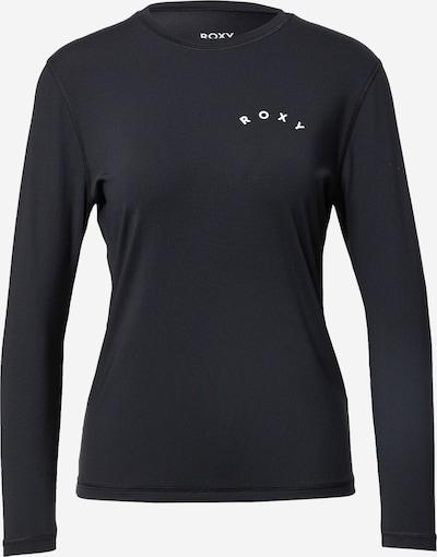 ROXY Koszulka funkcyjna 'ENJOY WAVES' w kolorze antracytowy / białym, Podgląd produktu