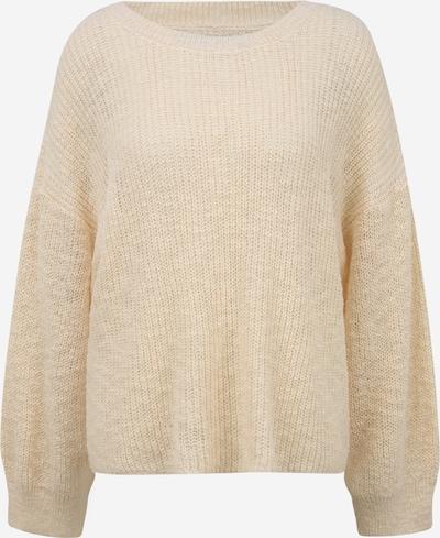 Karo Kauer Pull-over 'Ivory' en beige, Vue avec produit