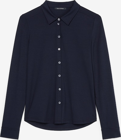 Marc O'Polo Bluse in navy, Produktansicht
