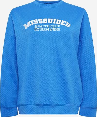 Missguided Plus Dressipluus sinine / valge, Tootevaade