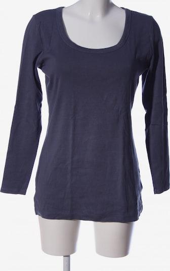 FLASHLIGHTS Langarm-Bluse in L in blau, Produktansicht