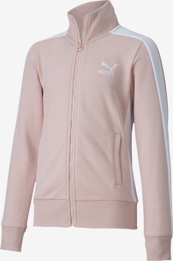 PUMA Trainingsjacke in pink, Produktansicht