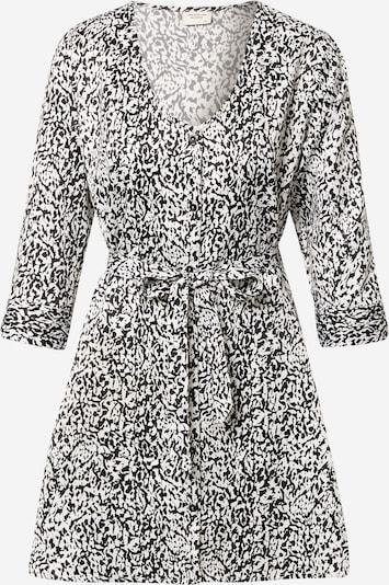 JDY Robe-chemise 'ALISA' en noir / blanc, Vue avec produit