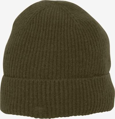 ICHI Mütze 'IAIVO HO' in grün, Produktansicht