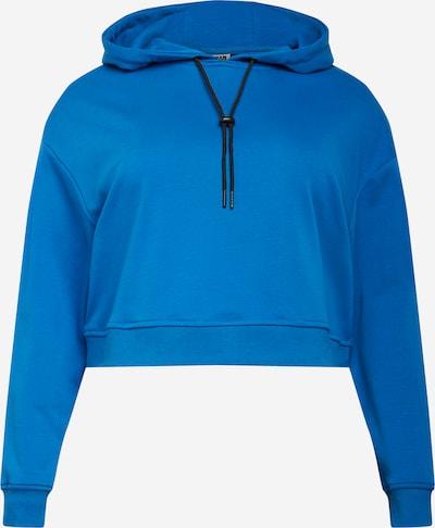 Urban Classics Curvy Sweatshirt in royalblau, Produktansicht