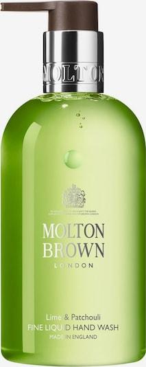 Molton Brown Handseife 'Lime & Patchouli' in grün, Produktansicht