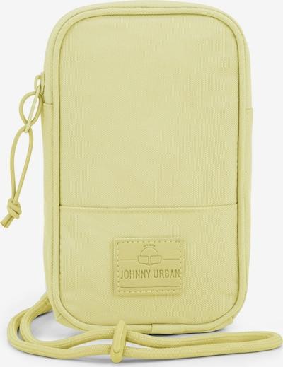Borsa a tracolla Johnny Urban di colore giallo pastello, Visualizzazione prodotti