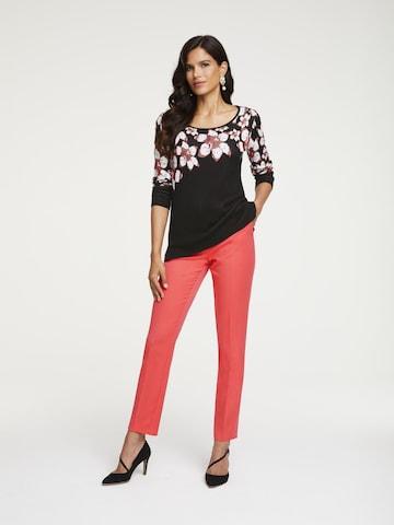 heine Pantalon in Roze