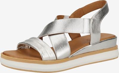 INUOVO Sandalen in silber, Produktansicht