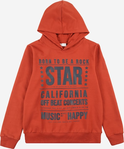 NAME IT Sportisks džemperis, krāsa - sarkans / melns, Preces skats