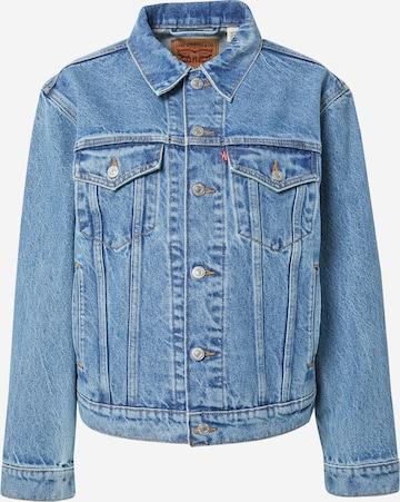 LEVI'S Φθινοπωρινό και ανοιξιάτικο μπουφάν 'Ex-Boyfriend' σε μπλε