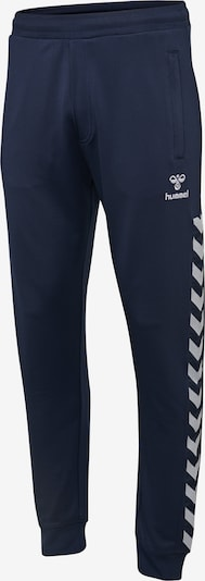 Hummel Pants in blau, Produktansicht
