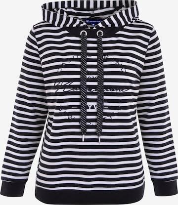 Navigazione Sweatshirt in Black