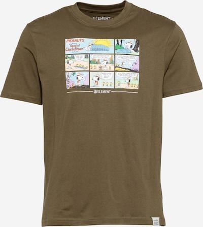 Tricou ELEMENT pe oliv / mai multe culori, Vizualizare produs