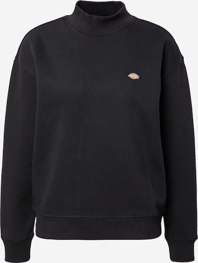 DICKIES Sweatshirt 'Oakport' in gelb / rot / schwarz / weiß, Produktansicht